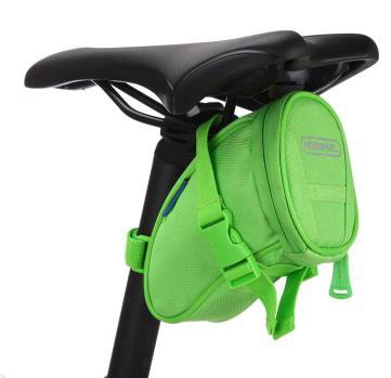 Details about  /Waterproof Bike Saddle Bag Bicycle Under Seat Storage Tail Pouch Cycling Bags