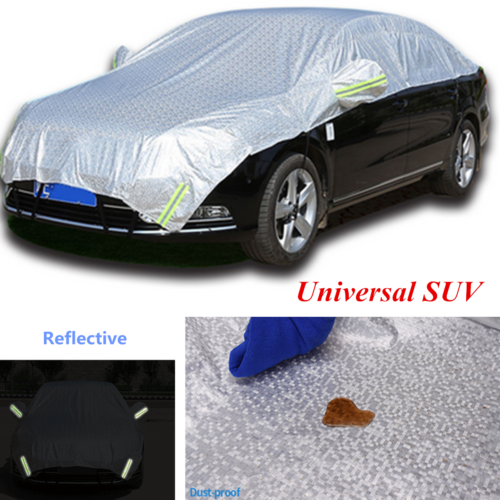 UV Rays Bag /& Wind Straps Hail Protect from Rain 5L Outdoor /& Indoor Includes Anti-Theft Cable Lock Weatherproof Car Cover Compatible with BMW i8 2014-2019 Fleece Lining Sun /& More Snow