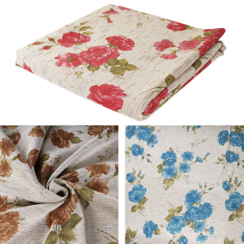 Gobelin Furniture Towel Floral Blue Large Scarf Sofa Cover Various Colours