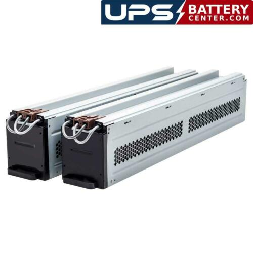 New Battery Pack for APC Smart UPS 2200VA SU2200 Compatible Replacement by UPSBatteryCenter