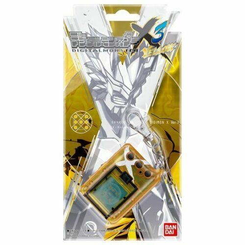 Bandai Digital Monster Digimon Digivice Ver X Antibody Evolution Ver 3 Yellow Buy Products Online With Ubuy Bahrain In Affordable Prices 223672995078