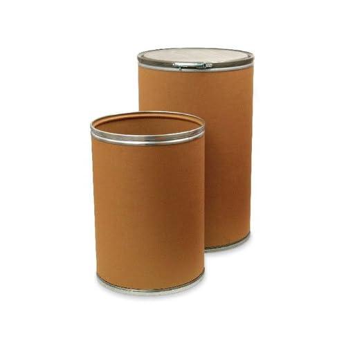 - AB-358-07 1 Drum 15 Gal x 18-1//2 Fiber Drum with Steel Lid 15-1//2 Dia