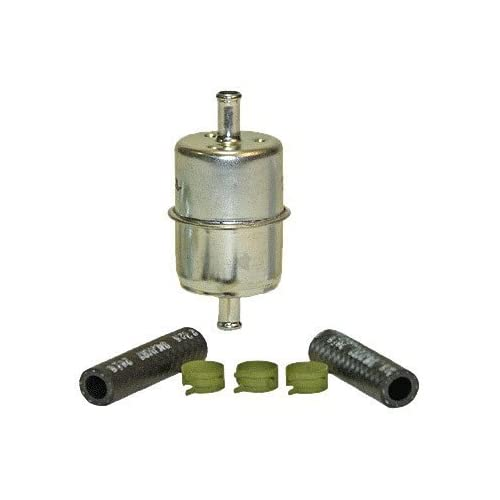 Pack of 1 Wix 33161 Complete In-Line Fuel Filter