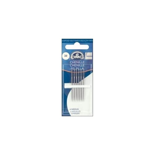Dritz 56T1822 Tapestry Hand Needles Size 18//22 6-Count