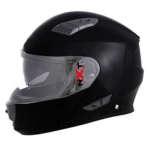 NXT Moto FF860 Motorbike Helmet Motorcycle Moped Scooter FLIP UP Modeler Crash Helmet