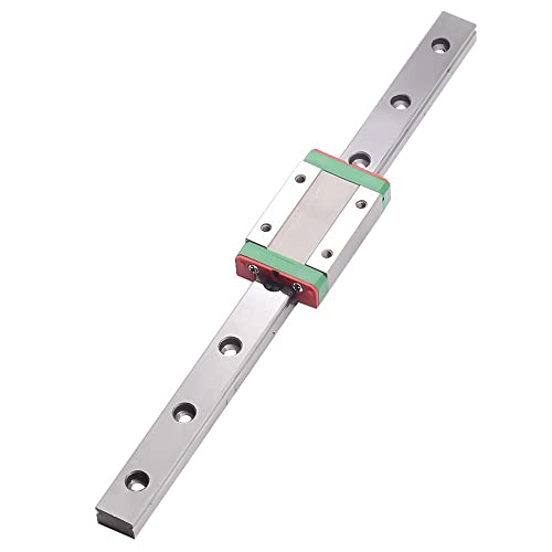 linear slide MR15 15mm linear rail guide MGN15 length 500mm with MGN15C Block