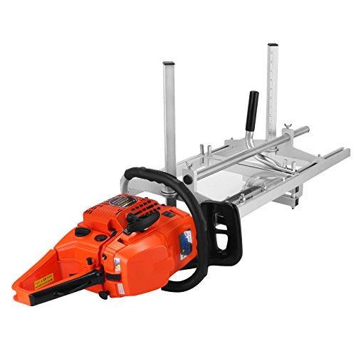 Popsport 14 Inch-36 Inch Portable Chainsaw Mill 14-36 Included