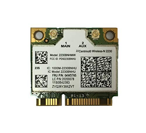 20200552 20200553 20200554 867Mbps Dual Band Wireless-AC 7260NGW WiFi Card for Lenovo Ideapad 100S 11E 11IBY B50-30 B50-30T B50-70 E40/¨C30 E40/¨C70 Y40 Y50 Yoga 11e Yoga 2 13 Yoga 2 Pro