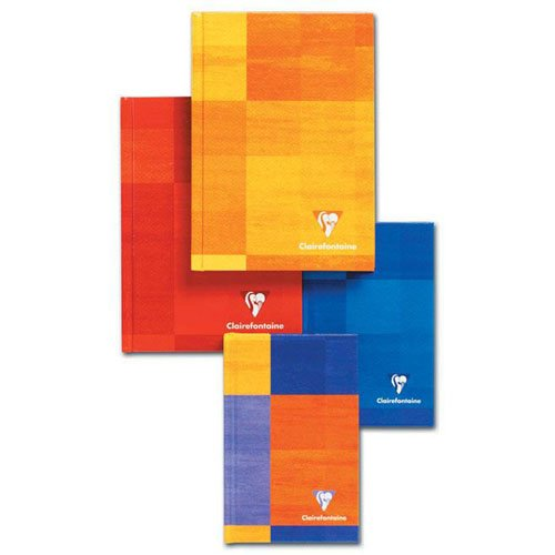 Clairefontaine Classic Hardcover Ruled with Margin 8.25 x 11.75 Notebook
