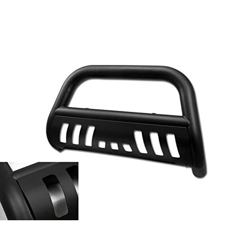 BETTER AUTOMOTIVE 2004-2012 CHEVY COLORADO//GMC CANYON Include Models W//Off Road Supension Z71 3in BULL BAR STAINLESS STEEL Bumper Brush Guard Renewed