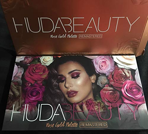 Buy HUDA BEAUTY Rose Gold Remastered Palette Online in Bahrain