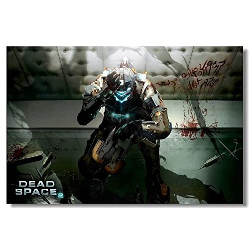 Lawrence Painting Dead Space 1 2 3 Game Canvas Wall Poster Hd Large Posters And Prints Home Bedroom Decor On The Walls 28 Buy Products Online With Ubuy Bahrain In Affordable Prices B017heaes4