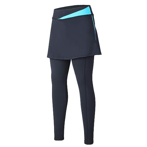 Women Cycling Shorts 4D Gel,Bike Shorts Women with No-Slip Belt/& Comfort Cycling Clothes
