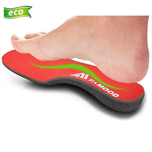 Details about  /Hard Material Orthotic Shoe Insole High Arch Support Inserts Flat Feet Fasciitis