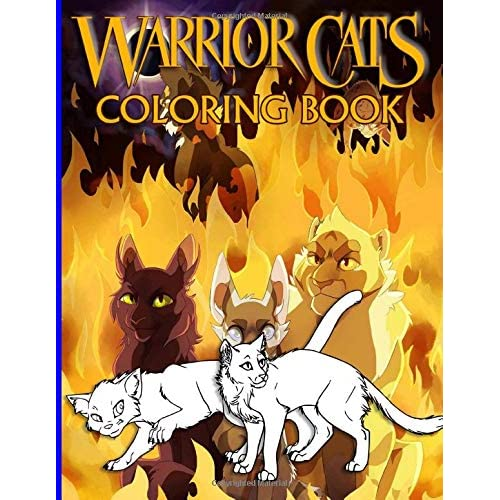 Buy Warrior Cats Coloring Book: Warrior Cats Amazing Adults Coloring Books.  8.5 X 11 Paperback – May 20, 2020 Online In Bahrain. B088YCVZ9Z