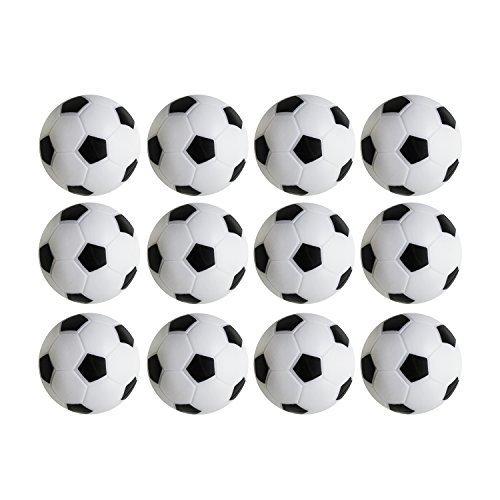 Details about  /12 Pack Table Soccer Foosballs Games Official Balls