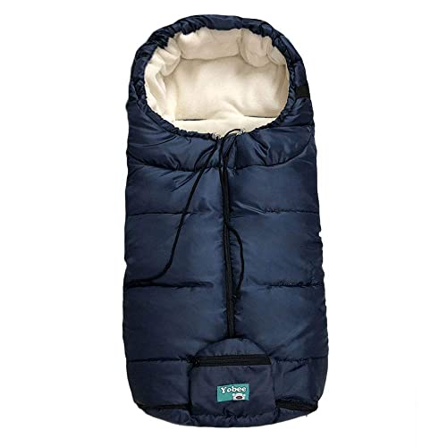 Easy Open /& Removable Front Piece,Special Design Fits All Travel Gears Perfectly,6-42M CPC Certified Toddler Stroller Footmuff Cosy Toe Buggy Pushchair Sleeping Bag