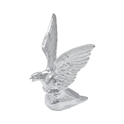 Grand General Chrome Plated Flying Dragon Hood Ornament