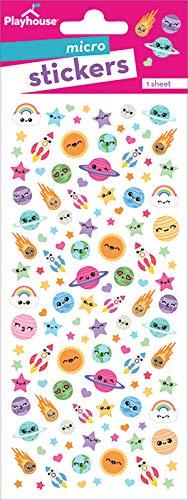 Playhouse Pretty Kitties Micro Mini Sticker Sheet