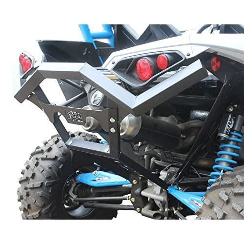 From XTR Off-Road Products Bad Dawg Can-AM Maverick XC Square Tube rear bumper