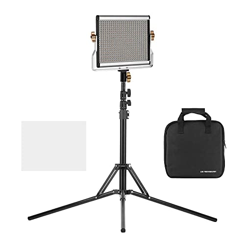 Vitopal LS Portable Ultra-Thin 70W Bi-Color 2800K-6500K LED Light Panel Mat for for Traveling Filmmakers Outdoor Photography