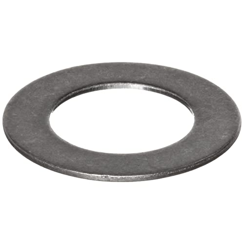 Annealed Finish Unpolished Hard Temper 0.090 Thickness 5//8 ID 316 Stainless Steel Round Shim 1 OD Pack of 5 ASTM A666 Mill