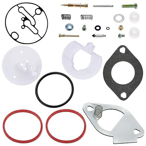 Buy QAZAKY Carburetor Rebuild Kit for Briggs & Stratton