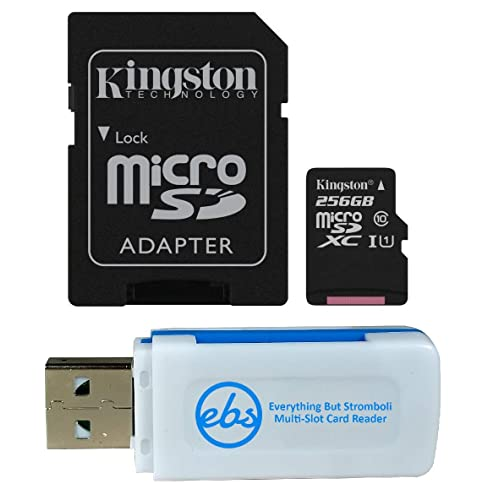 80MBs Works with Kingston Professional Kingston 512GB for Asus ZenPad Z10 MicroSDXC Card Custom Verified by SanFlash.