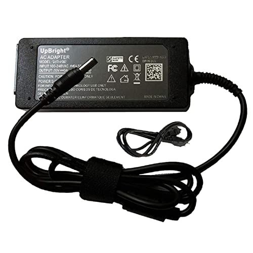 100V ABLEGRID AC//DC Adapter for Sharp PN-K321 32 Edge LED LCD Monitor PNK321 Power Supply Cord Cable PS Charger Input 240 VAC 50//60Hz Worldwide Voltage Use Mains PSU