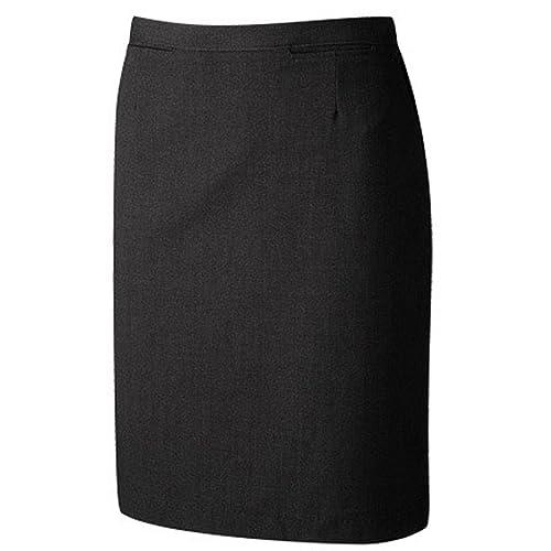 School Uniform Front Pocket Non Pleated Schoolgear Senior Girls Straight Skirt