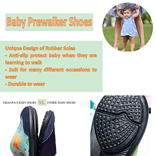 Baby Boys Girls Water Shoes Barefoot Soft Sole Prewalker Indoor Outdoor Beach Shoes for Newborn Infant Toddlers