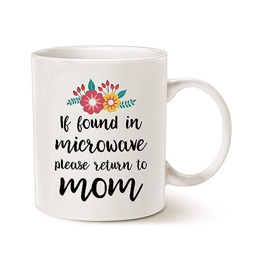 Great Gift! Pink /'Proud MILITARY MOM/' Coffee MUG Double Sided Design BNIB