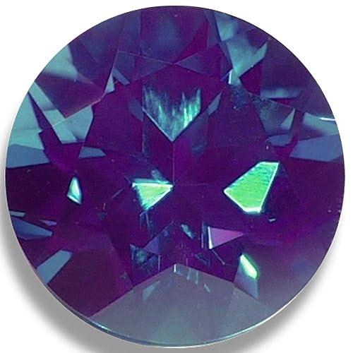 2mm OptimaGem Lab Ruby Round 2mm-12mm Loose Gemstones