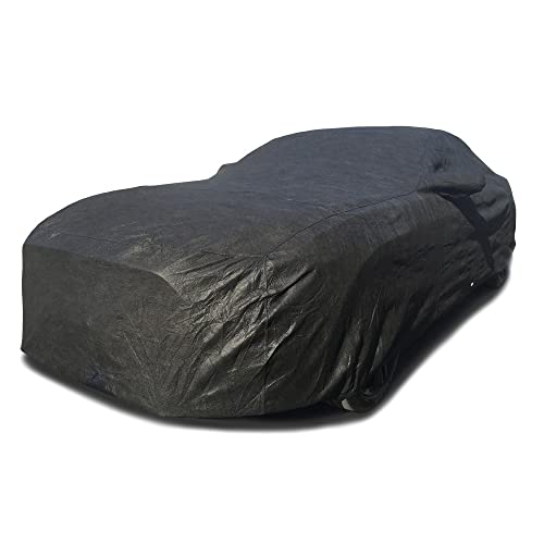 CarsCover Custom Fit 2015-2019 Ford Mustang Car Cover for 5 Layer Ultrashield