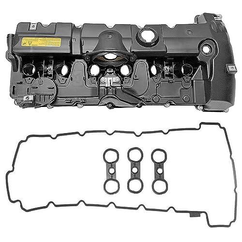LIMICAR Engine Valve Cover Gasket Set with Spark Plug Tube Seal VC350 Compatible with 95-99 Nissan 240SX 98-04 Nissan Frontier 00-04 Nissan Xterra 2.4L