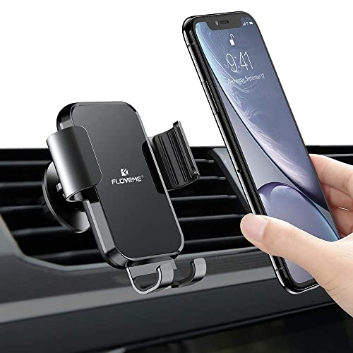 6 Super Strong Magnets Samsung 2 Pack Fit for iPhone 11 Pro Max Gray Joyroom Car Phone Holder Mount Magnetic Red 360/° Rotation Magnetic Phone Car Mount XS for Dashboard iPhone Car Holder