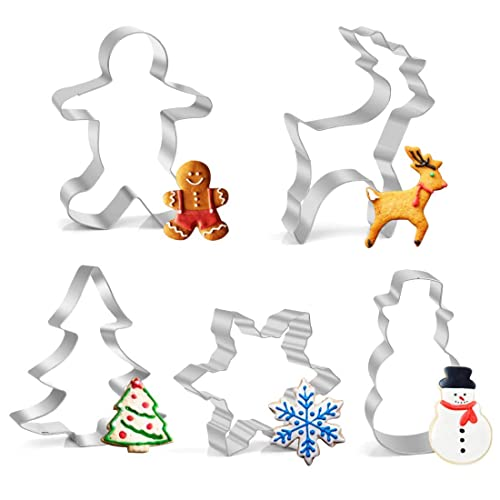 Details about  /Ertek Small 24pcs Biscuit Cookie Cutters Set Made of Stainless Steel with Size;