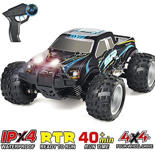 Details about  /1:18 Off-Road Truck 2.4G 4WD High Speed RC Car Race Fast Remote Controlled Buggy