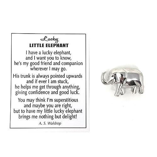 Ganz Lucky Little Elephant Charm /É