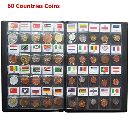 Starter Kit 60 Countries Coins