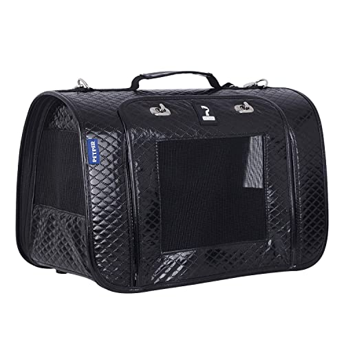 KAYI Pet Carrier Breathable Portable Travel Bags Single Shoulder Bag With Adjustable Shoulder Strap