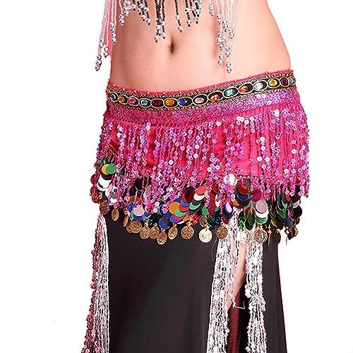 /Professional Dancer Calcifer 200/cm*110/cm Soie de Haute qualit/é Belly Dance Foulard voiles Accessoires pour Femme/