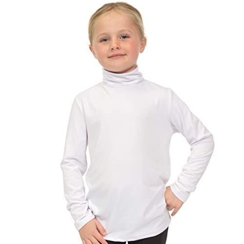 Child Small to Adult 3X Girls and Womens Oh So Soft Long Sleeve Top Base Layer