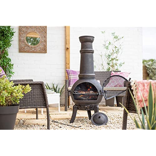 Ubuy Bahrain Online Shopping For Chimineas In Affordable Prices