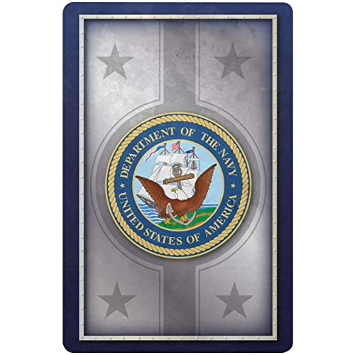 United States Navy Playing Cards Made in USA Springbok Officially Licensed 52 Playing Card Deck