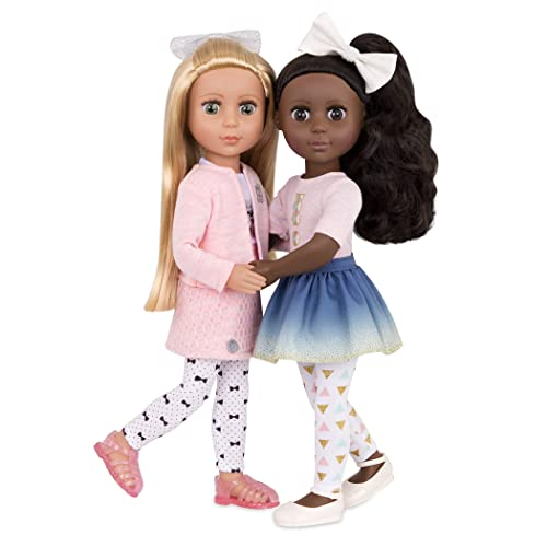 Clothes and Accessories For Girls 3-Year-Old and Up Glitter Girls Dolls by Battat Fifer 36cm Fashion Doll Toys