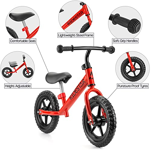 "Kids bike bicycle stabilisers adjustable training aid 12/"" 20/"" for led wheels"