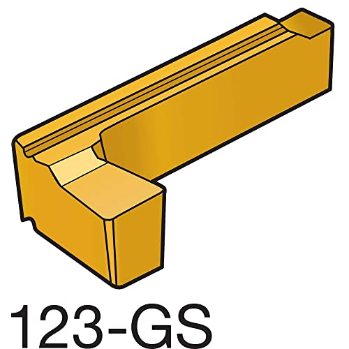 Groove Insert Pack of 10 N151.2800604P H13A