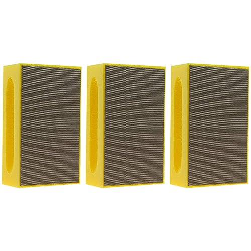 4 Pack, Combination set grit 400, 500, 1500, 3000 KGS PRO-PAD Diamond Hand Polishing pads