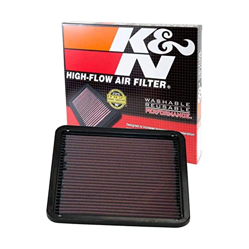 K/&N engine air filter 33-2137 Crown Majesta, Celsior, LS 430, GS400 washable and reusable: 1998-2008 Toyota//Lexus